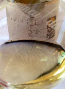 Chateauneuf du Pape Blanc Clos Saint Jean 2010
